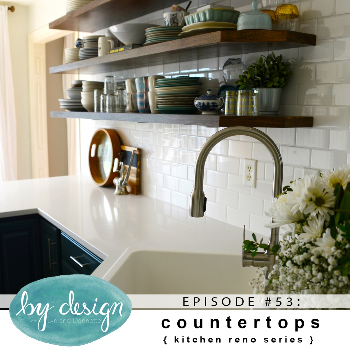 Weu0027re Continuing With Our Kitchen Reno Series And Today We Talk About  COUNTERTOPS. Lyndsye Shares More About Her Kitchen Reno And Why They Chose  The ...