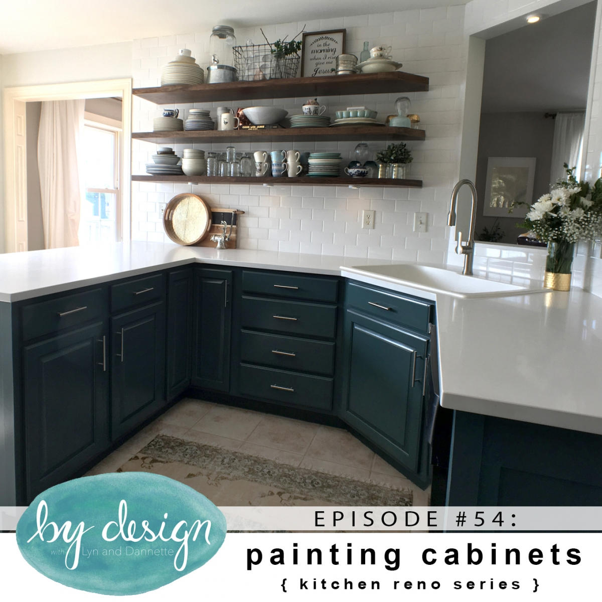Weu0027re Continuing With Our Kitchen Reno Series And Today Is All About  PAINTING CABINETS. We Talk Thru All The Necessary Steps, Share Some Of The  Products We ...